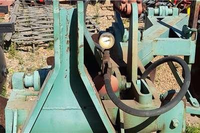 Ploughs 3 SHEAR EDVARK HYD PLOUGH Tillage equipment