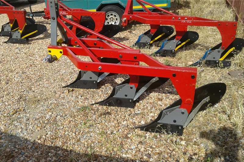 Ploughs 3 Shear plough / 3 skaar ploeg Tillage equipment