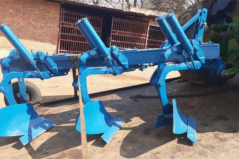 Ploughs 3 Skaar Balk Ploeg Tillage equipment