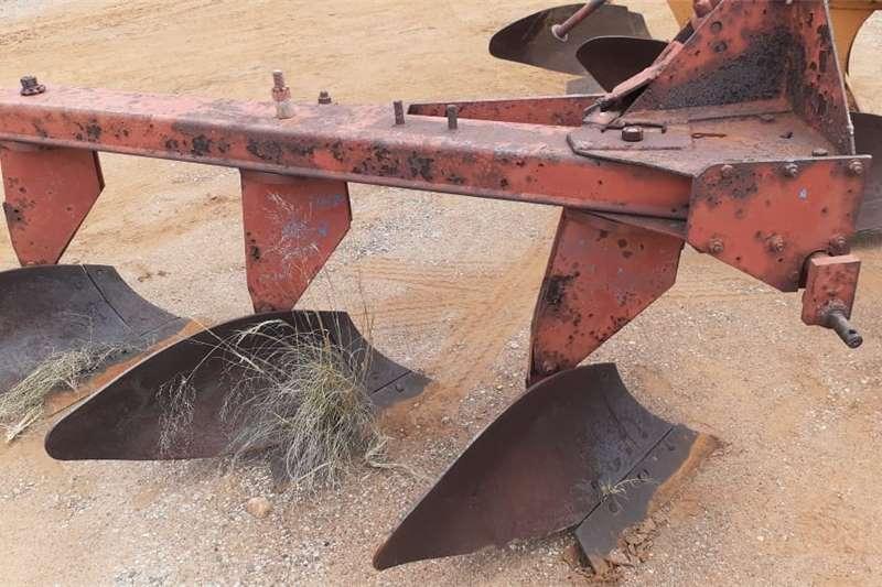 Ploughs 3 Skaar Balk Ploeg / Plough Tillage equipment