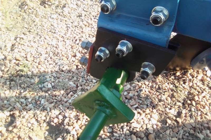 Ploughs 4 Disc Plough / Skottel ploeg Tillage equipment