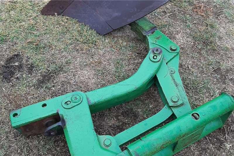Ploughs 7 John Deere Ploeg Skare Tillage equipment