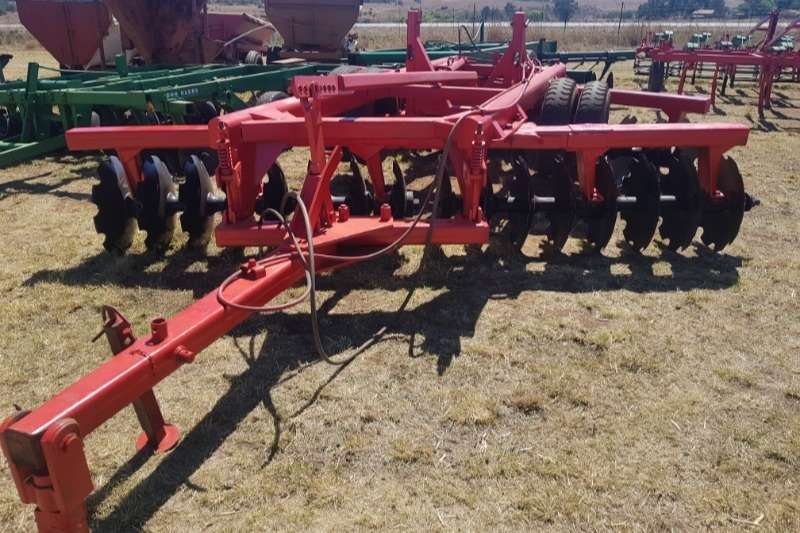 Tillage equipment Ploughs Baldan 16x6 32 Disc Harrow
