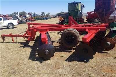 Ploughs Baldan 16x6 32 Disc Harrow Tillage equipment