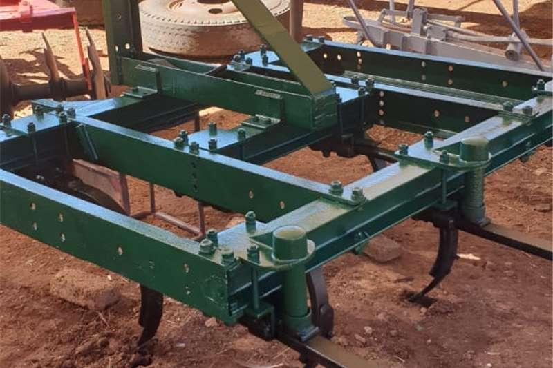 Ploughs beitel ploeg 7 skaar Tillage equipment