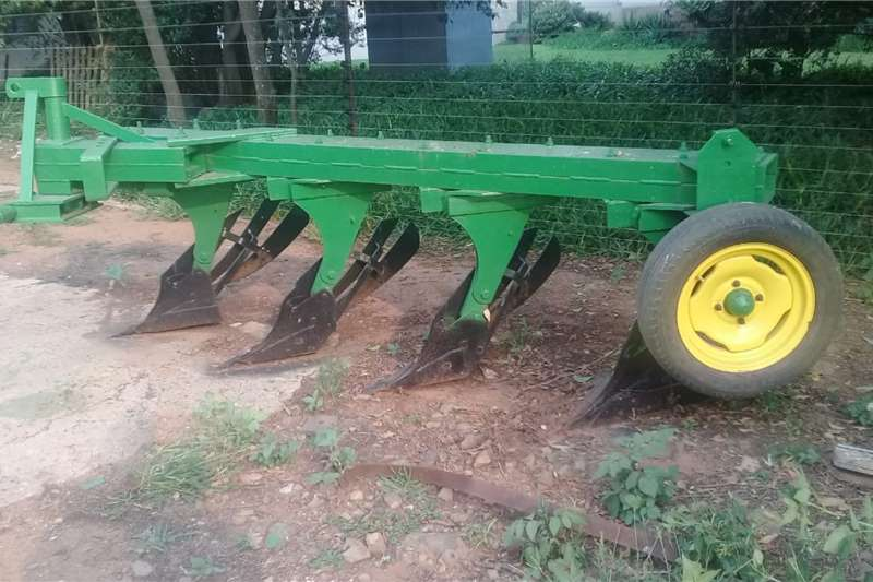 Tillage Equipment Ploughs John Deere Plough