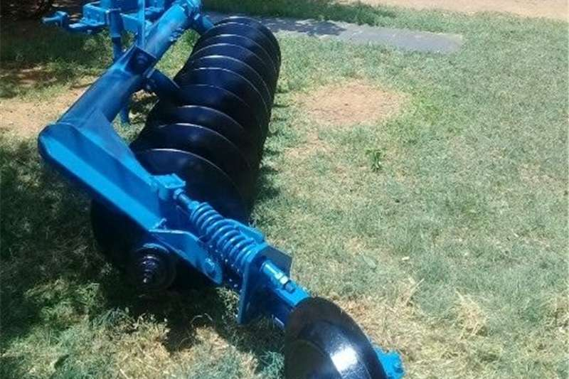 Ploughs one way lm 10 skottel Tillage equipment