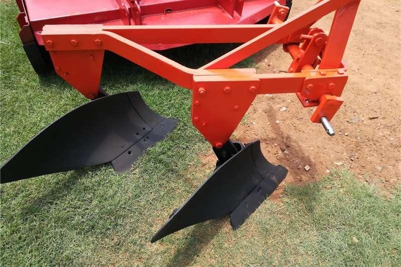 Ploughs plough 2 furrow Tillage equipment