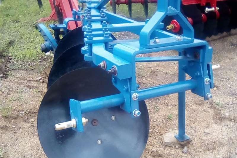 Tillage equipment Ploughs Rebuild SA Wonder disc plough , skottel ploeg