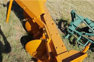 Ploughs Vetsak 3 furrow disc plough Tillage equipment