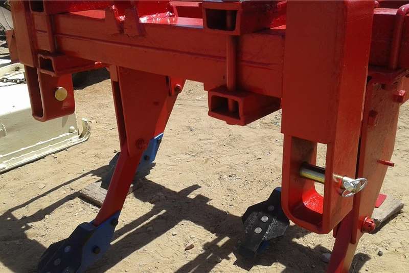 Rippers 5 Tooth ripper HD. Ripper 5 tand Tillage equipment