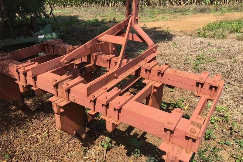 Rippers Ripper 5 Tand Tillage equipment