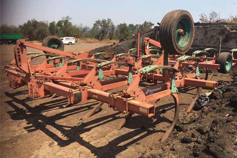 Rippers RIPPER Tillage equipment