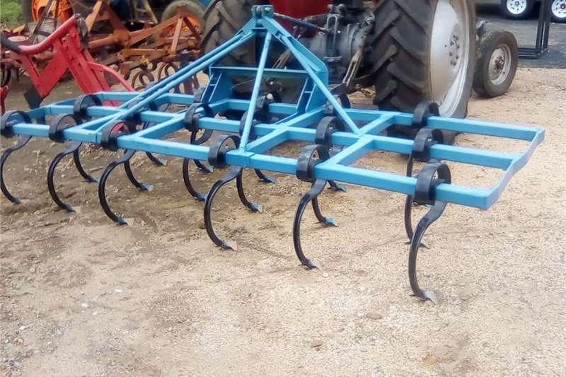 Tillage equipment Rovic Vibroflex tiller , skoffel