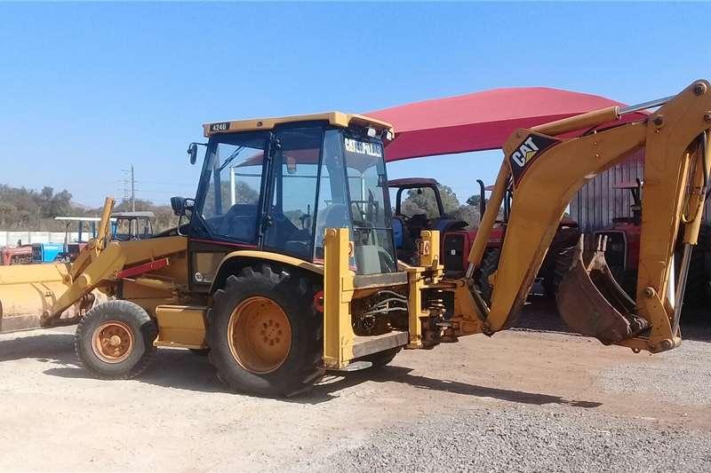 TLB's Construction Cat 424D