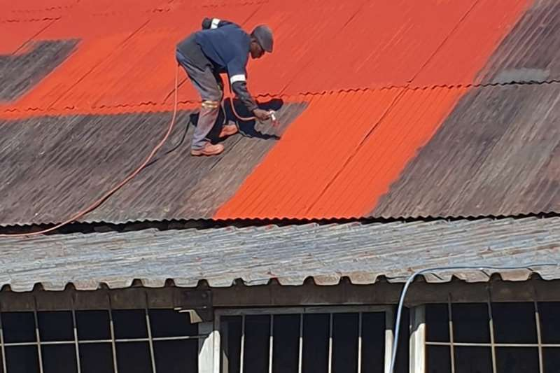 Tools and Equipment Vision Roof Painting