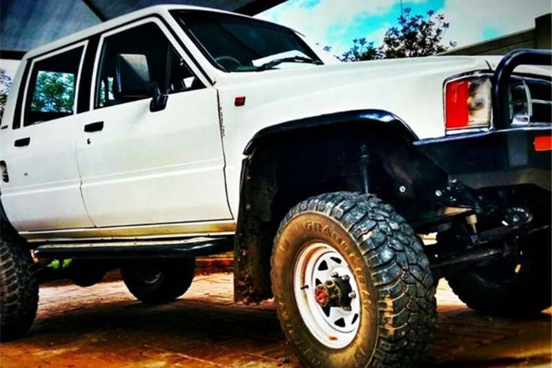 Toyota Utility Vehicle