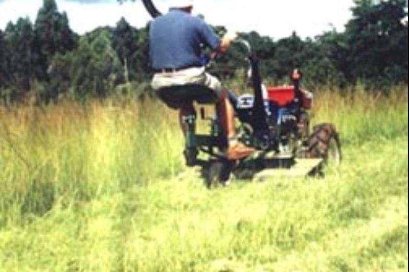 2 Wheel Walk behind tractors Tractors