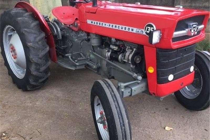 2WD tractors 135 Massey Ferguson Tractor Tractors