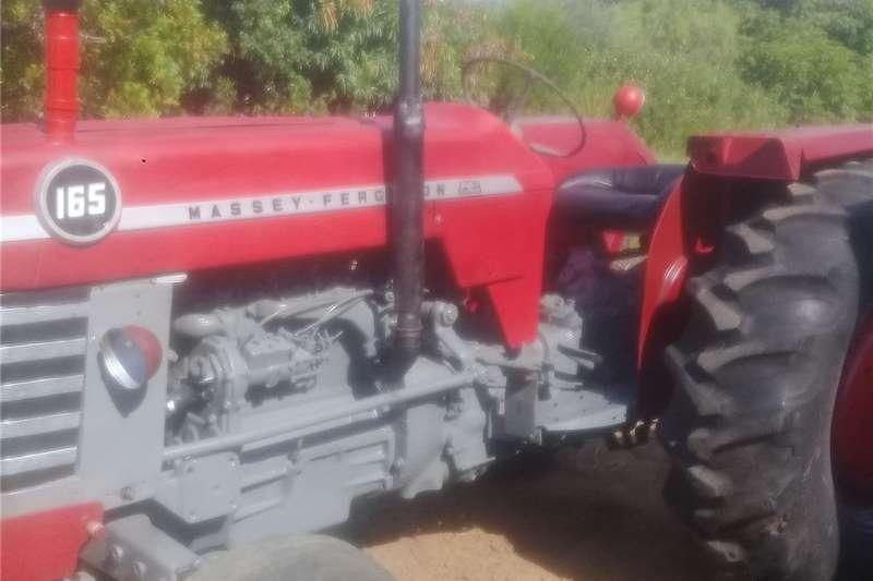2WD tractors 165 mf for sale Tractors