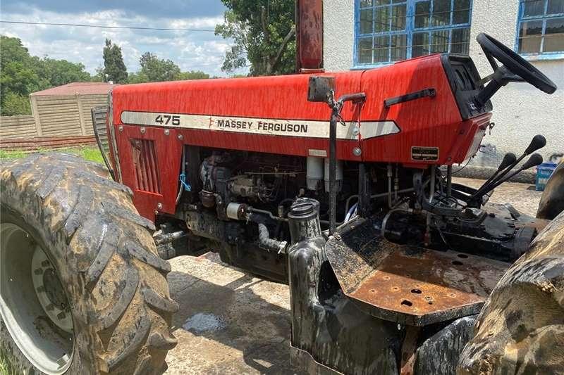 2WD tractors 475 Massey Ferguson Tractors