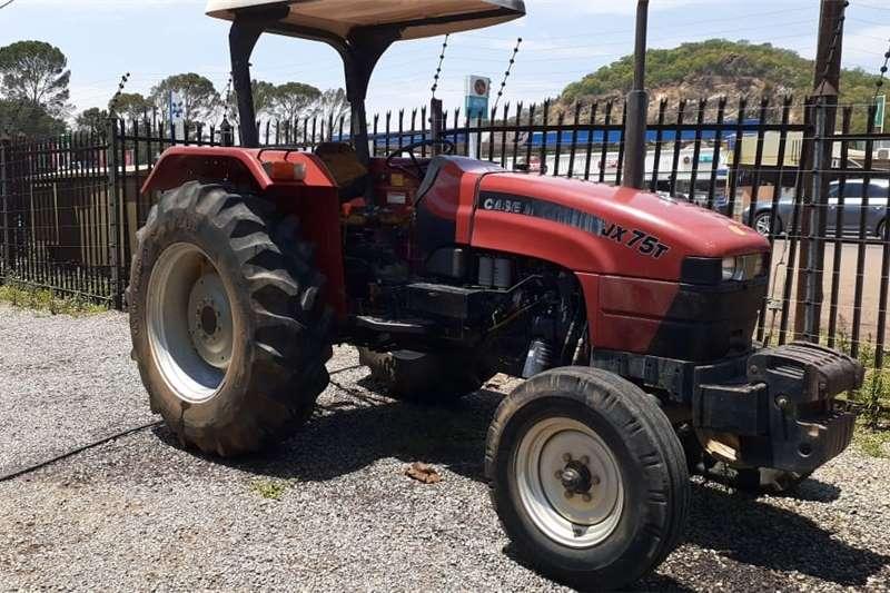 2WD tractors CASE Case JX 75 4X2 Tractors