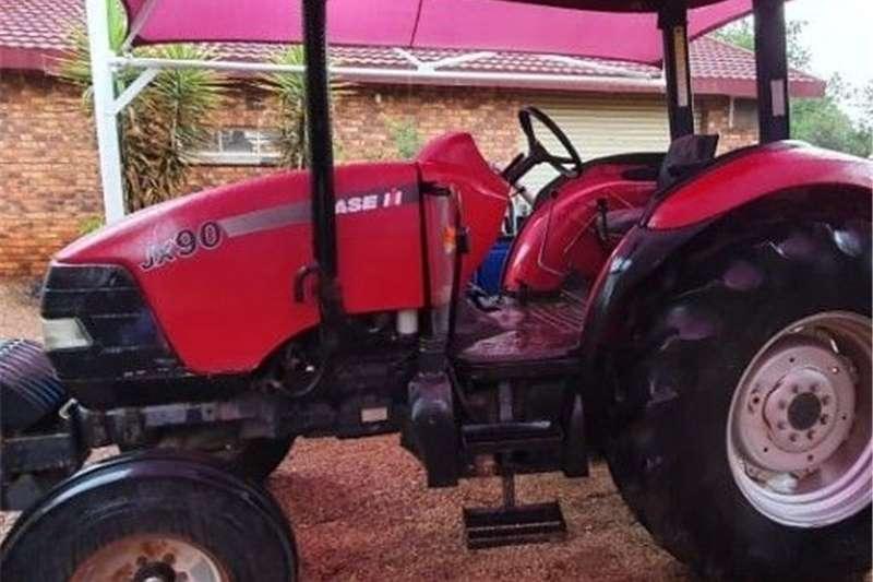 2WD tractors CASE JX 90 Tractors