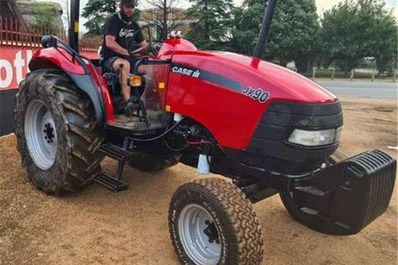 2WD tractors Case jx90 2wd Tractors