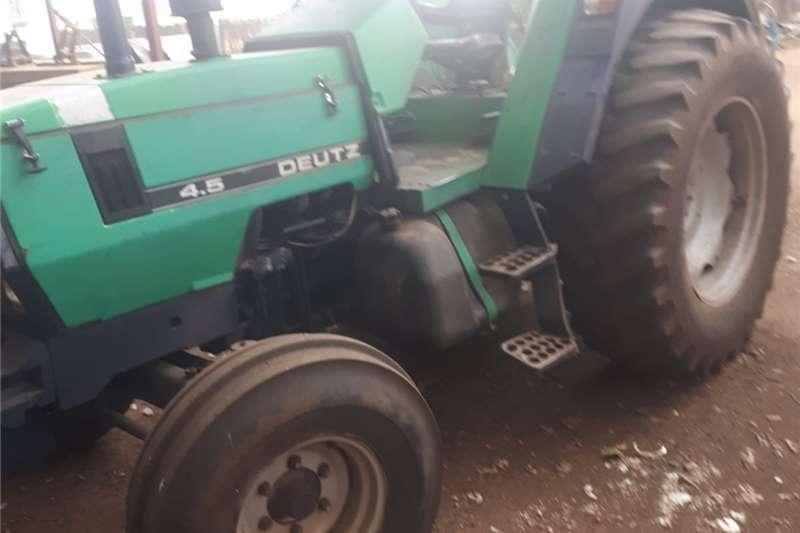 2WD tractors Deutz 4.5 tractor for sale Tractors