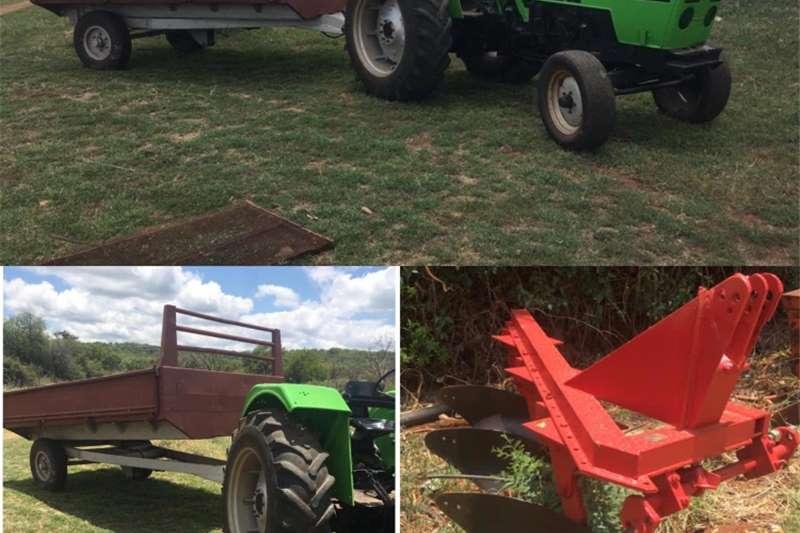 2WD tractors Deutz 72 06 Tractors