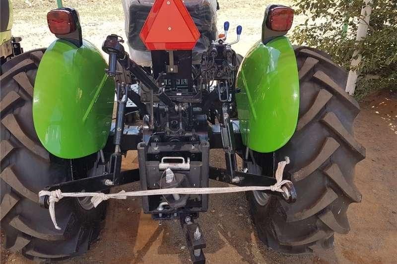 Tractors 2WD tractors DEUTZ FAHR Tractors