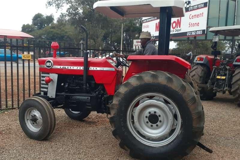 2WD tractors Ferguson (MF) 165 4X2 Tractors