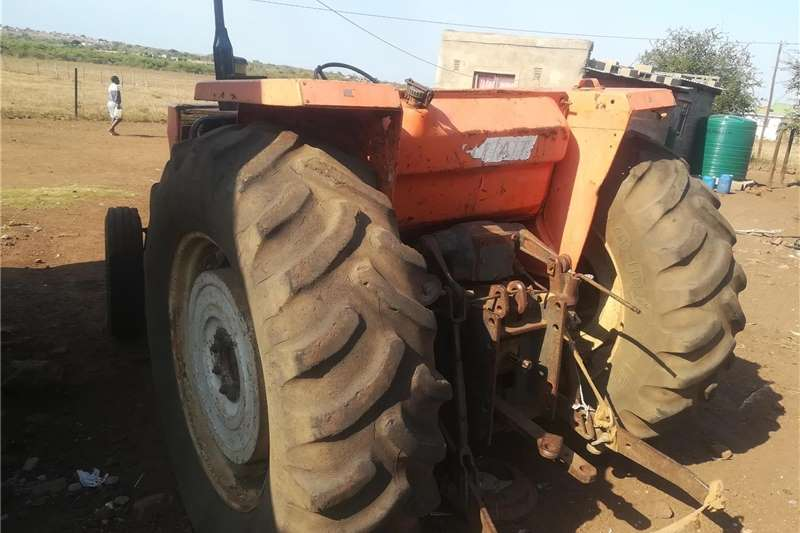 2WD tractors Fial 980 for sale Tractors