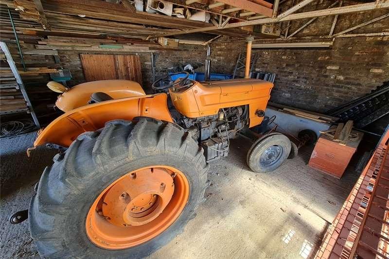 2WD tractors FIAT 480 tractor Tractors