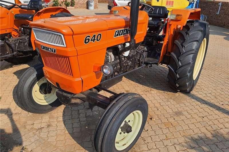 2WD tractors FIAT 640  2 WD Utility Tractor Excellently Rebuilt Tractors