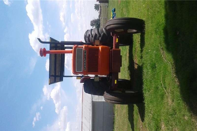2WD tractors Fiat 640 Tractors