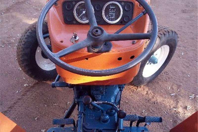 2WD tractors Fiat 640 special Tractors