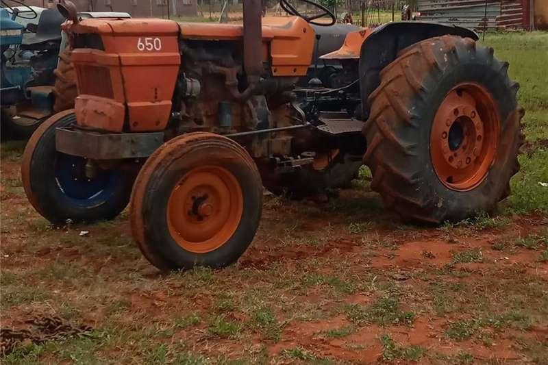 2WD tractors Fiat 650 for sale. Tractors