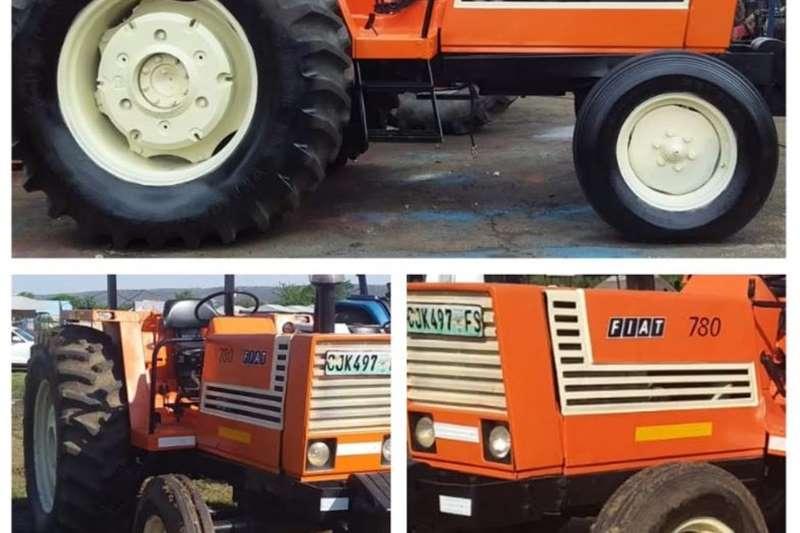 2WD tractors Fiat 780 Tractors