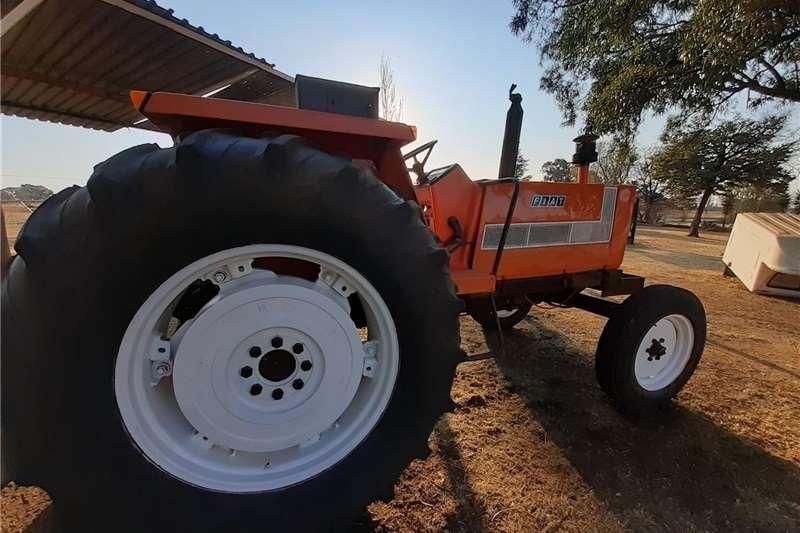 2WD tractors Fiat 880 Tractors