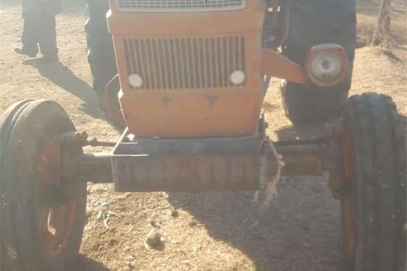 2WD tractors Fiat trekker Tractors