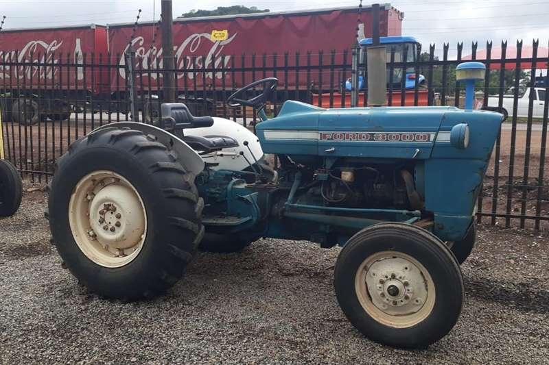 2WD tractors Ford 3000 4X2 Tractors