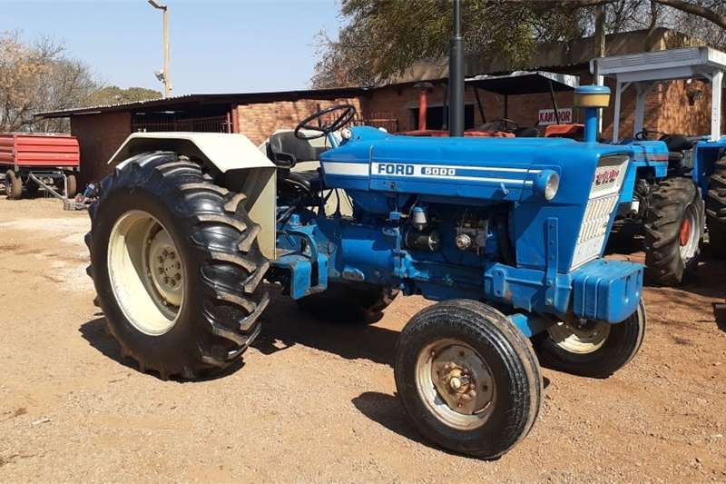 2WD tractors Ford 5000 4X2 Pre Owned Tractor Tractors
