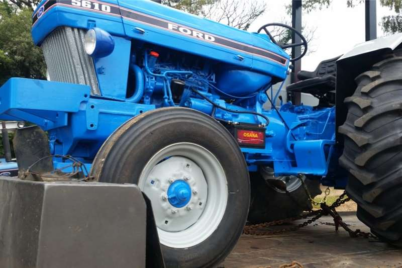 2WD tractors Ford 5610 4X2 Tractors