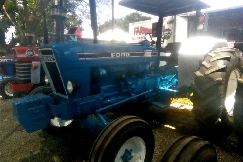 Tractors 2WD tractors Ford 6600 4x2