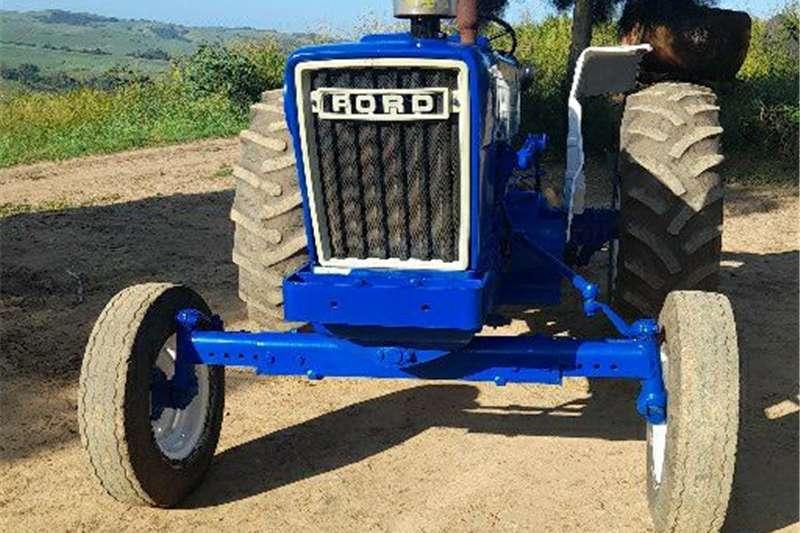 2WD tractors Ford 6600 Tractors