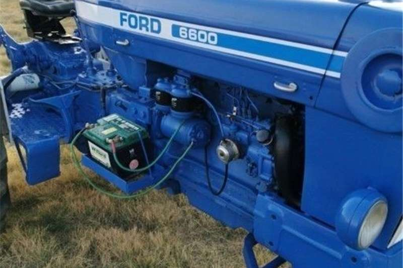 2WD tractors Ford 6600 tractor Tractors