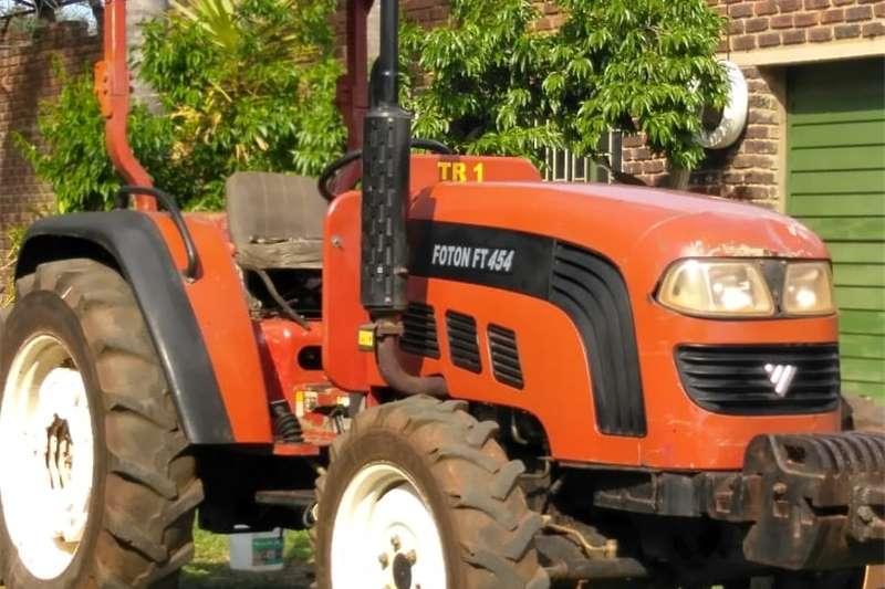 2WD tractors foton Tractors
