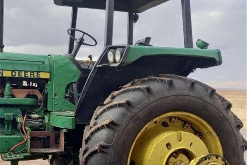 2WD tractors Jhon Deere 4440 Tractors