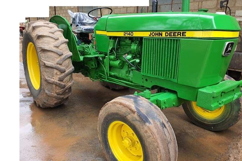 2WD tractors John Deere 2140 Tractor on Sale! Tractors